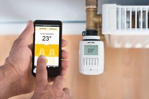 Slimme thermosstaat