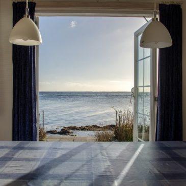 bungalow aan zee